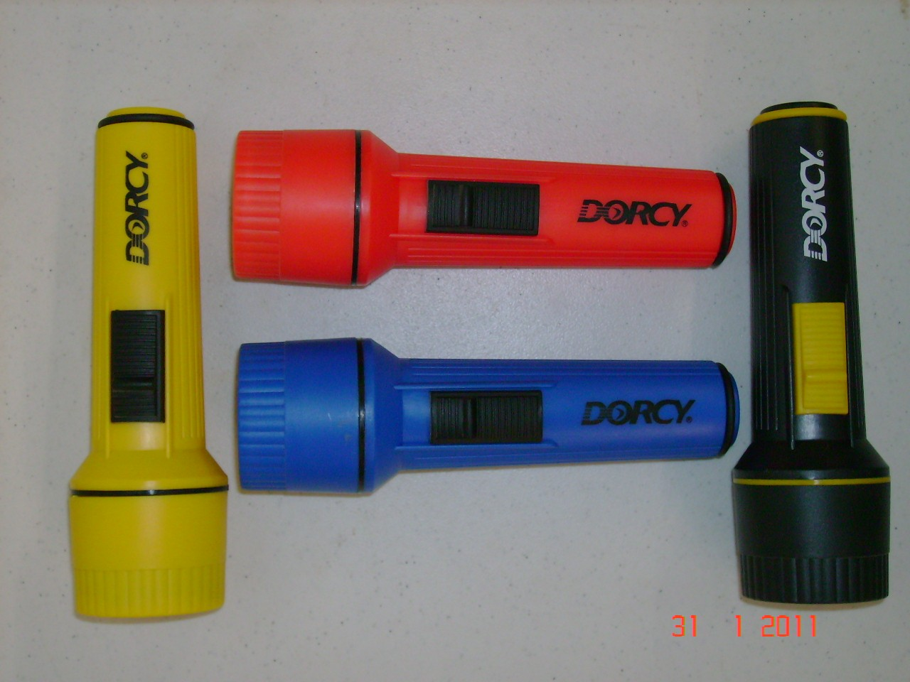 Dorcy Flashlight
