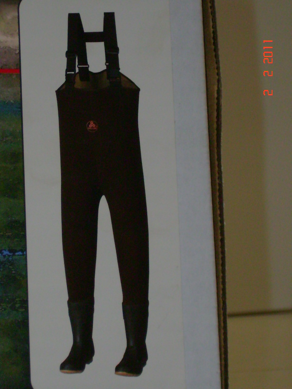 Proline Neoprene Chest Wader