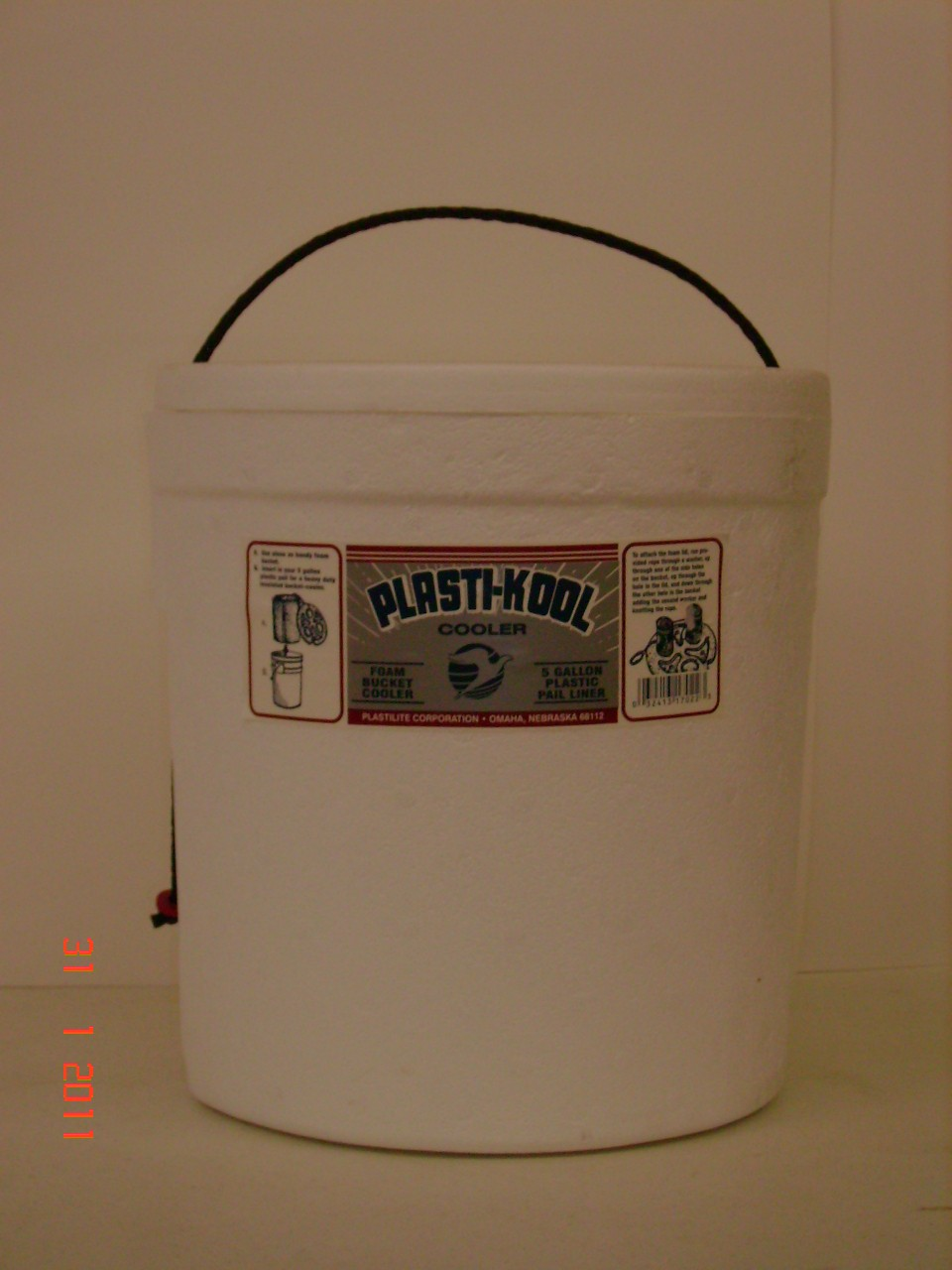 5-gal insulated pail liner