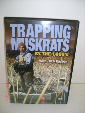 Trapping Muskrats