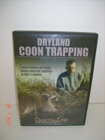 Dryland Coon Trapping