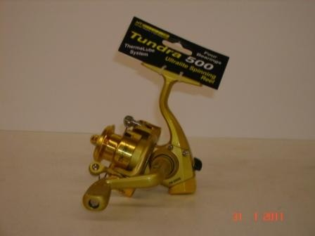 Tundra 500 Ultralite Spinning Reel