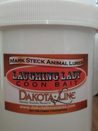 Mark Steck Laughing Lady Coon Bait 16oz