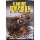 Canine Trapping in Dirt and Snow