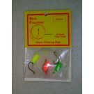 Quick Change 1-Hook Floater 3-Pack
