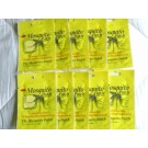AgraCo 10-Pack Mosquito, Fly, Gnat Patch {DEET FREE]